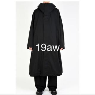 ラッドミュージシャン(LAD MUSICIAN)のBIG MODS COAT 19aw 完売品 42サイズ  (モッズコート)