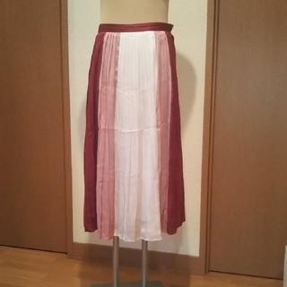 クイーンズコート(QUEENS COURT)のクイーンズコート スカート(ロングスカート)