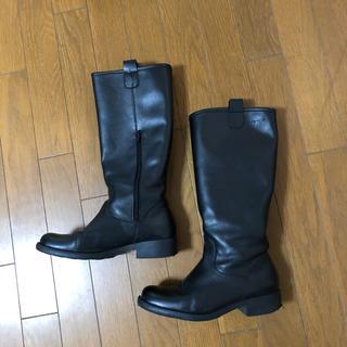 アニエスベー(agnes b.)の【お値下げ中】アニエスベー  ブーツ(ブーツ)