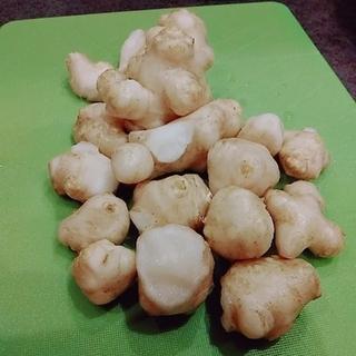菊芋(土つき)5キロ(野菜)