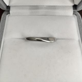 ヨンドシー(4℃)の4℃ プラチナ リング Pt950 3.0mm 4.6g(リング(指輪))