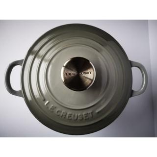 ルクルーゼ(LE CREUSET)のルクルーゼ ココットロンド18cm(鍋/フライパン)
