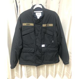 ダブルタップス(W)taps)の定価以下 wtaps MC jacket 希少Sサイズ(ダウンジャケット)