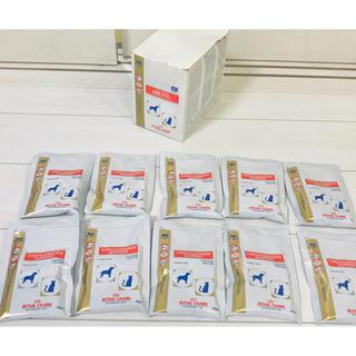 ロイヤルカナン(ROYAL CANIN)の高栄養パウダー 50g×10袋 ロイヤルカナン  犬用 猫用 食事療法食(犬)