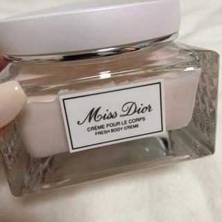 クリスチャンディオール(Christian Dior)のミスディオール ボディクリーム(ボディクリーム)