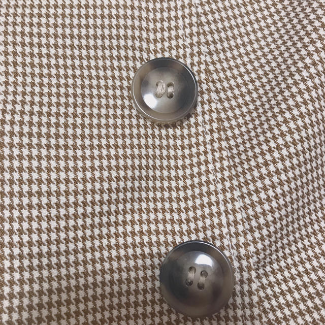 archives(アルシーヴ)のチェックスカパン レディースのスカート(ミニスカート)の商品写真