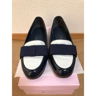ダイアナ(DIANA)の[最終値下げ]DIANA リボン・ローファー(ローファー/革靴)