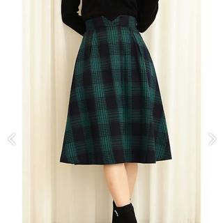 プロポーションボディドレッシング(PROPORTION BODY DRESSING)のプロポーションボディドレッシング*スカート*チェック(ロングスカート)
