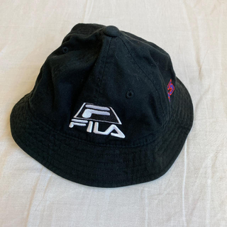 フィラ(FILA)の春も活躍!FILA 帽子 バケットハット(ハット)