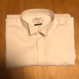 オリヒカ(ORIHICA)のORIHICA ウイングカラーシャツ Lサイズ(Tシャツ/カットソー(七分/長袖))