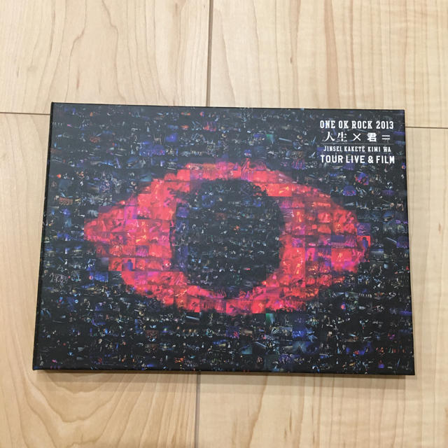 ONE OK ROCK(ワンオクロック)のワンオクロック2013 ツアーライブブルーレイ エンタメ/ホビーのDVD/ブルーレイ(ミュージック)の商品写真