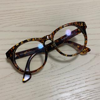 アランミクリ(alanmikli)のアランミクリ 眼鏡 ヴィンテージ(サングラス/メガネ)