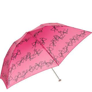 ジルスチュアート(JILLSTUART)のジルスチュアート 軽量 折りたたみ傘(傘)