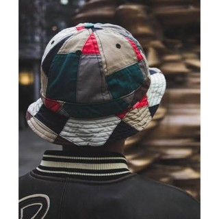 Supreme - 美品 Supreme 2019SS Patchwork Bell Hat M/L