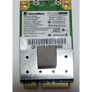 エイスース(ASUS)のPCI express mini wifi card(PCパーツ)