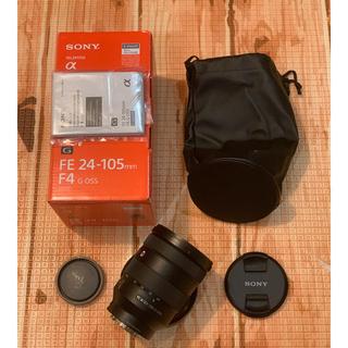 SONY - SONY SEL24105G FE24-105mm F4 Gレンズ フルサイズ