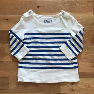 ユナイテッドアローズ(UNITED ARROWS)のユナイテッドアローズ購入 Laula ボーダービジューロンT (Tシャツ(長袖/七分))