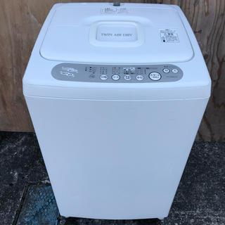 東芝 - 【近郊配送無料】東芝 4.2kg 洗濯機 AW-428RL