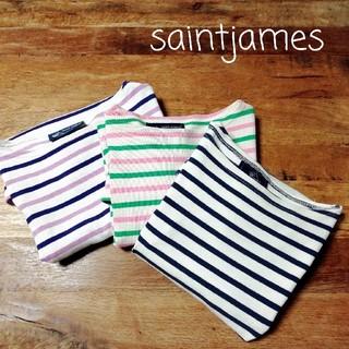 セントジェームス(SAINT JAMES)のセントジェームス ウェッソン 3枚セット(カットソー(長袖/七分))