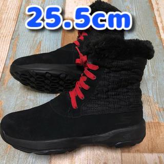 スケッチャーズ(SKECHERS)のスケッチャーズ レースアップブーツ 25.5cm(ブーツ)