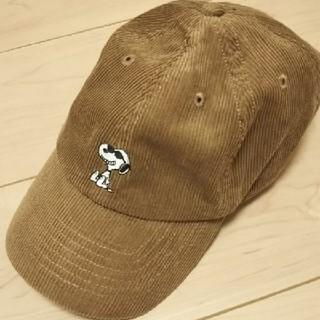 スヌーピー(SNOOPY)のスヌーピー帽子(キャップ)