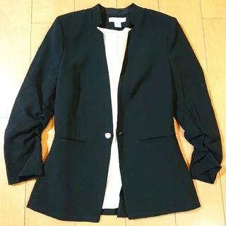 H&M - H&M*モード系ジャケット
