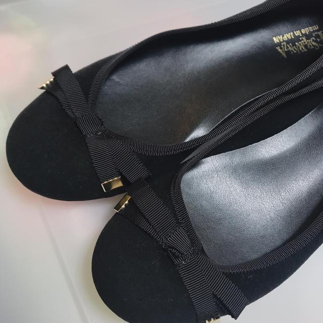 ESPERANZA(エスペランサ)の新品 エスペランサ  バレエシューズ  レディースの靴/シューズ(バレエシューズ)の商品写真