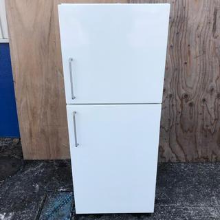 MUJI (無印良品) - 【近郊配送無料】無印良品 希少モデル 137L 冷蔵庫 レトロデザイン
