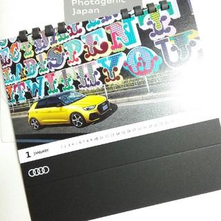 アウディ(AUDI)のアウディ 卓上 カレンダー 2020(カレンダー/スケジュール)