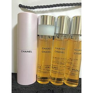 シャネル(CHANEL)のシャネル チャンス ツイストandスプレイ(香水(女性用))