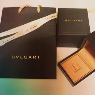 ブルガリ(BVLGARI)のブルガリ♡BOXセット(リング(指輪))