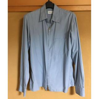 アニエスベー(agnes b.)のアニエスベー フロントジッパーシャツ(シャツ)