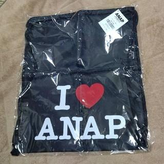 アナップ(ANAP)の新品☆☆ANAP ナップサック(リュック/バックパック)