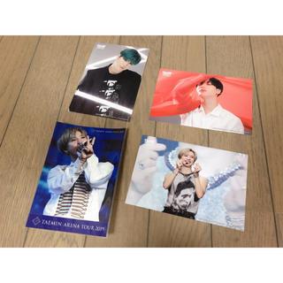 シャイニー(SHINee)のSHINee テミン ポストカード(K-POP/アジア)