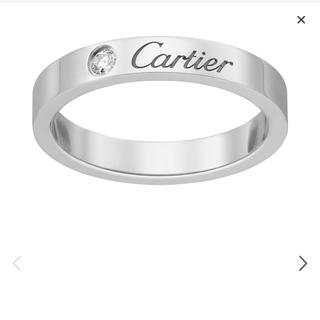 カルティエ(Cartier)のカルティエ  リング 京都大丸店購入(リング(指輪))