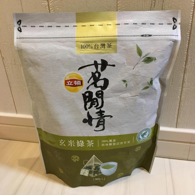 Unilever(ユニリーバ)のリプトン 台湾茶 玄米緑茶 36包 食品/飲料/酒の飲料(茶)の商品写真