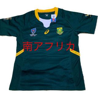 アシックス(asics)のラグビー 南アフリカレプリカユニフォーム 新品 asics(ラグビー)