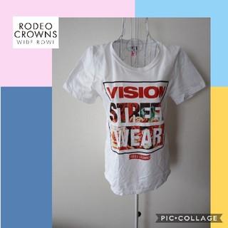 ロデオクラウンズ(RODEO CROWNS)の【ロデオクラウンズ】Tシャツ(Tシャツ(半袖/袖なし))