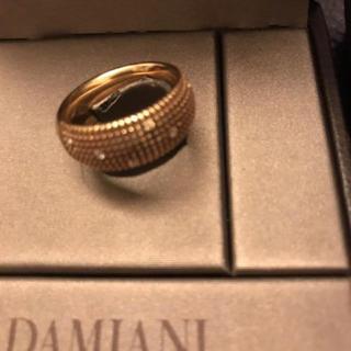 ダミアーニ(Damiani)の美品 仕上済 ダミアーニ DAMIANI METRO POLITAN  11号(リング(指輪))