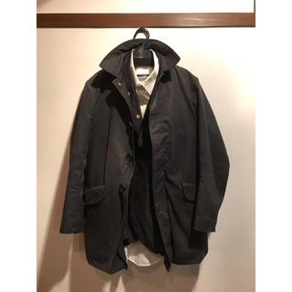 Paul Harnden - paul harnden mac coat ポールハーデン マック コート