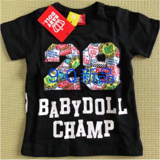 BABYDOLL - ベビードールTシャツ90