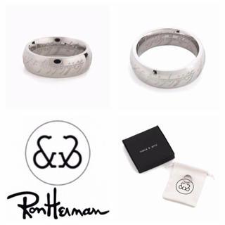 ロンハーマン(Ron Herman)のシルバーUS8(16号) ロンハーマン nobis&grey ドミナスリング(リング(指輪))
