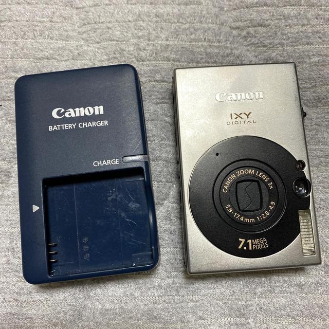 CARON(キャロン)のCanon IXY ジャンク品 スマホ/家電/カメラのカメラ(コンパクトデジタルカメラ)の商品写真