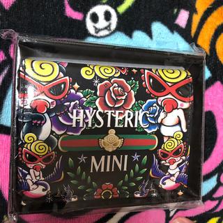 ヒステリックミニ(HYSTERIC MINI)の折り畳み財布(財布)