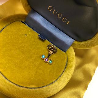 グッチ(Gucci)のGUCCI GGランニング シングルピアス(ピアス)