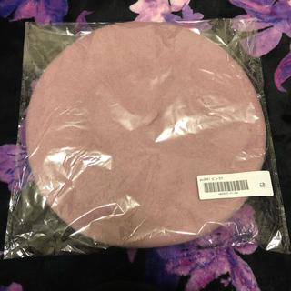 グレイル(GRL)のピンク ベレー帽(ハンチング/ベレー帽)