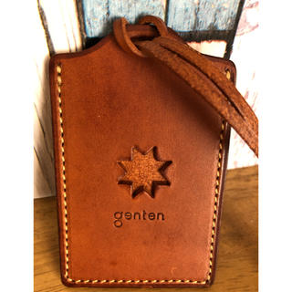 ゲンテン(genten)のゲンテン カードケース(名刺入れ/定期入れ)