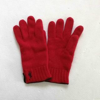 ポロラルフローレン(POLO RALPH LAUREN)の【新品】メンズ用 (ポロ)ラルフ 手袋(手袋)