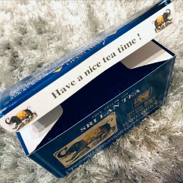 スリランカ紅茶 アールグレイ ティーバッグ1箱30袋入り スリランカ純正茶葉 食品/飲料/酒の飲料(茶)の商品写真