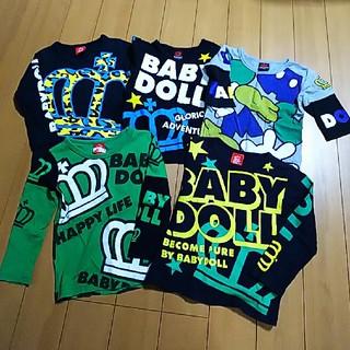 BABYDOLL - size 100* BABY DOLL  ロンT セット